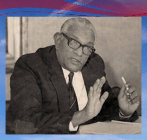 Murugesu Sivasithamparam  (July 20, 1923 - June 5, 2002)