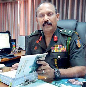 Maj. Gen. Kamal Gunaratne