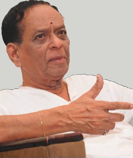 Dr M Balamuralikrishna