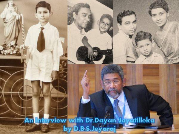 Dr.Dayan Jayatilleka  ~ (b: December 3rd 1956)