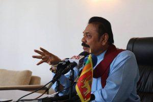 facebook.com/PresidentRajapaksa