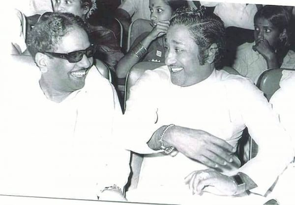 Kalaignar And Nadigar Thilagam