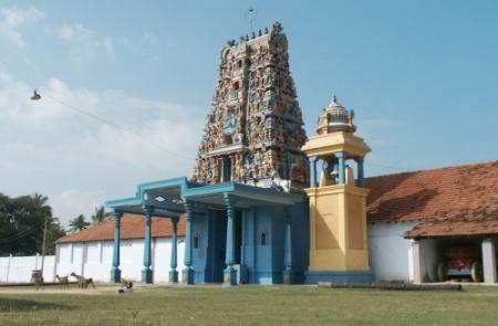 Baby Sivan Temple